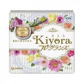 Sofy Kiyora Fragrance Happy Floral 14cm, 72 pcs