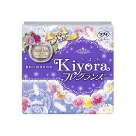 Sofy Kiyora Fragrance Natural Relax, 14 сm, 72 pcs
