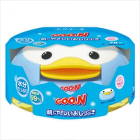 GOON wet tissues (hard case) 70 psc