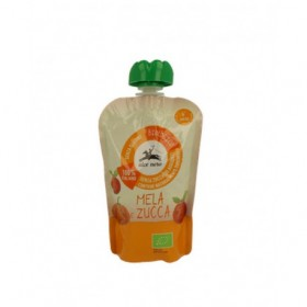 Alce Nero Apple & Pumpkin 100g 6+