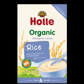 Holle Organic Rice Porridge 250g 4+M