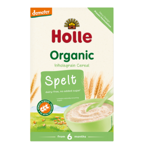 Holle Organic Spelt Porridge 250g 4+M
